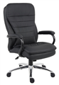 Chair Ys05H Hercules  Titan High Back Black