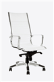Chair YS115HWH Cogra High Back White Each