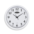 Carven Wall Clock Cl450Wh Round 450Mm White
