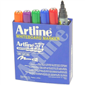 Artline 577 Whiteboard Marker Assorted 8 Colours Box12  157741