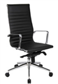 Chair Ys115Hbk Cogra High Back Black