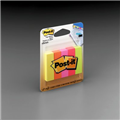 3M Postit Paper Page Markers Neon Small 5 Colours Pack 500 6705AN